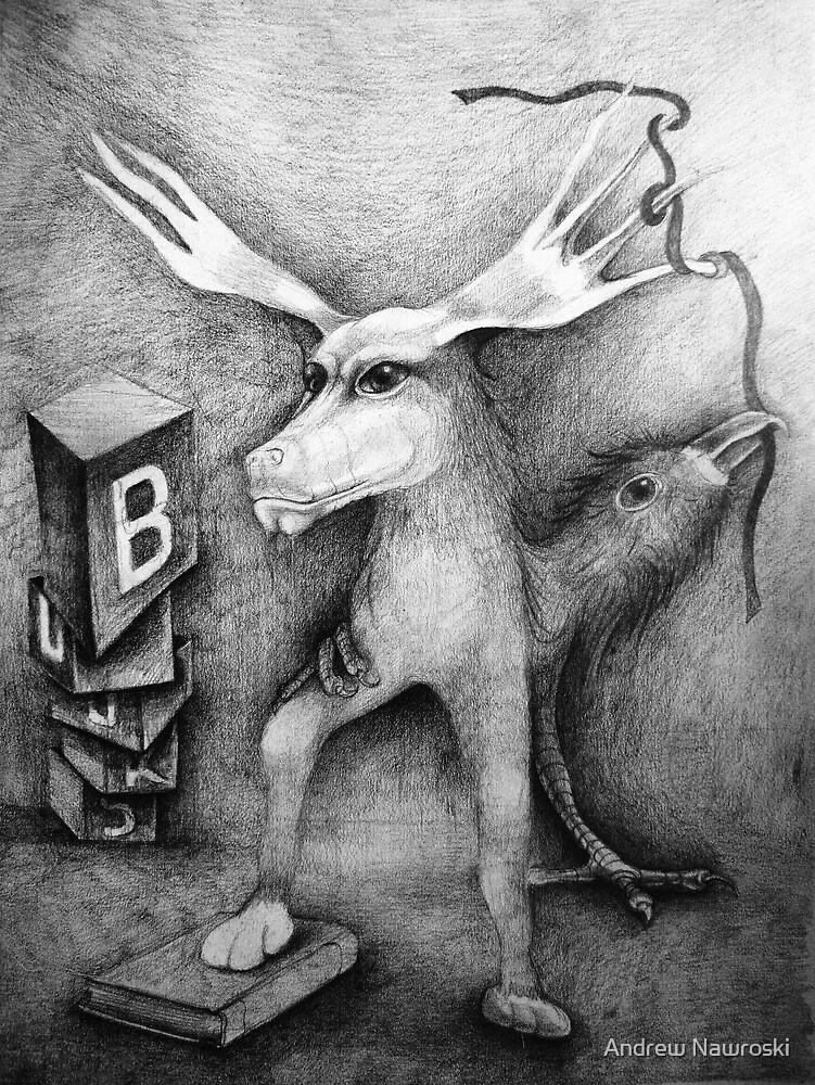 Books. by Andrew Nawroski