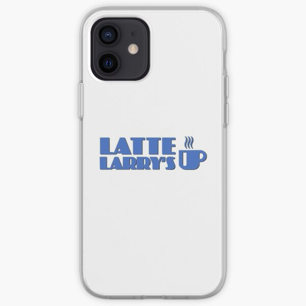 Latte Larry's iPhone Soft Case