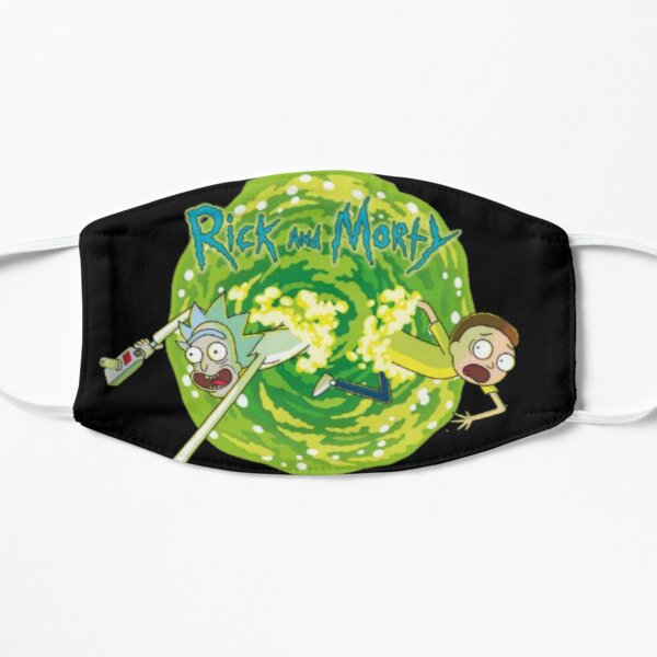 Rick and Morty Mask