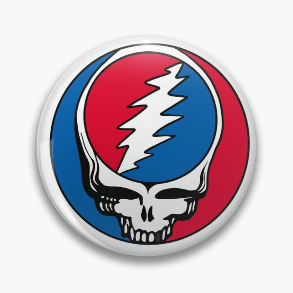 Steal Your Face 1 Pin