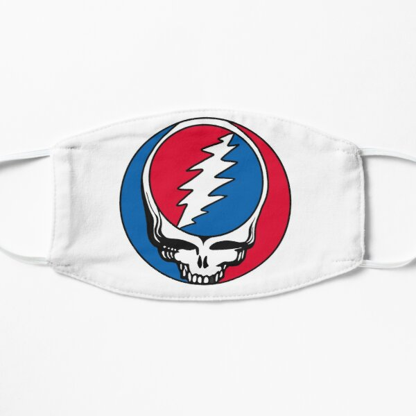 Steal Your Face 1 Flat Mask