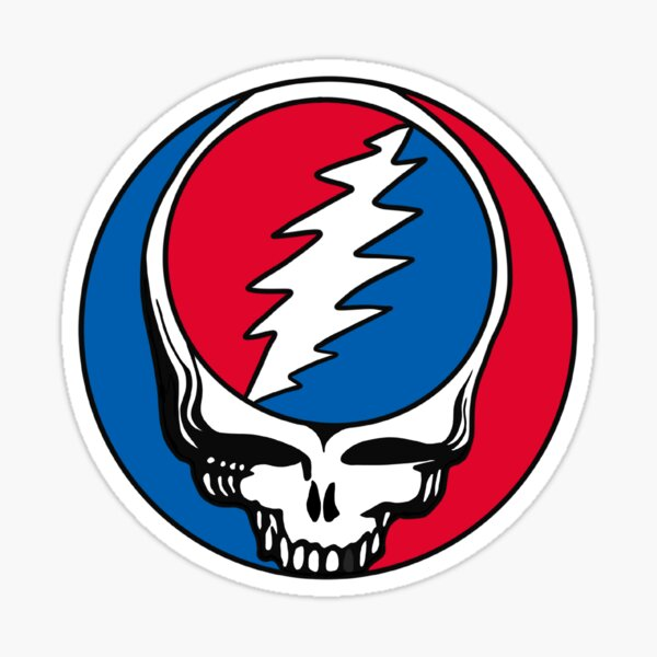Steal Your Face 1 Sticker