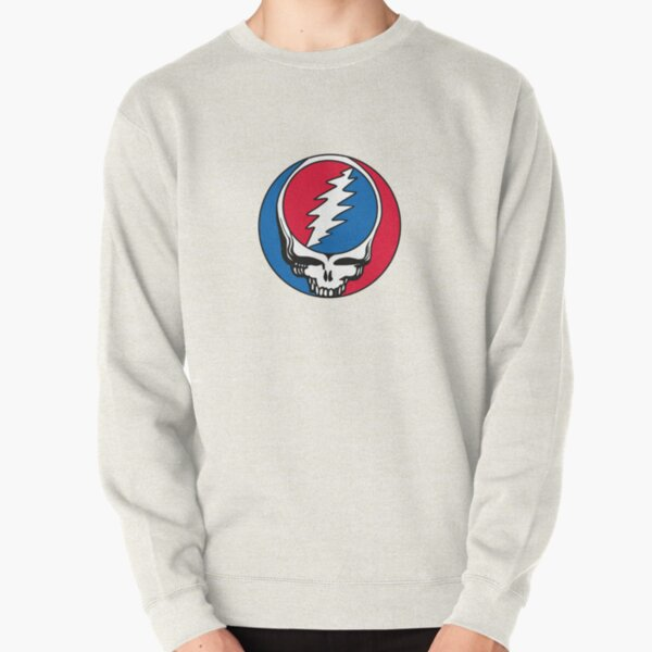 Steal Your Face 1 Pullover Sweatshirt