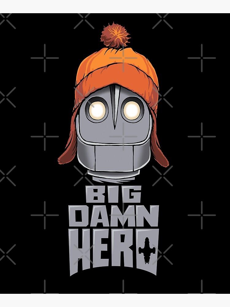 Big Damn Hero by 6amCrisis