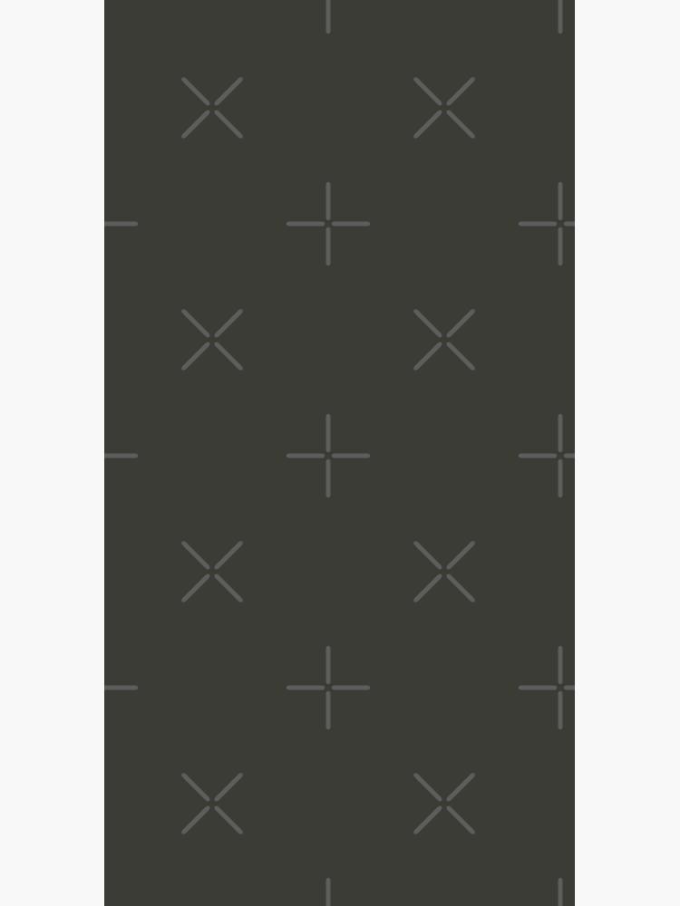 PLAIN SOLID BLACK OLIVE - MANY SHADES OF BLACK AVAILABLE ON OZCUSHIONS by ozcushions