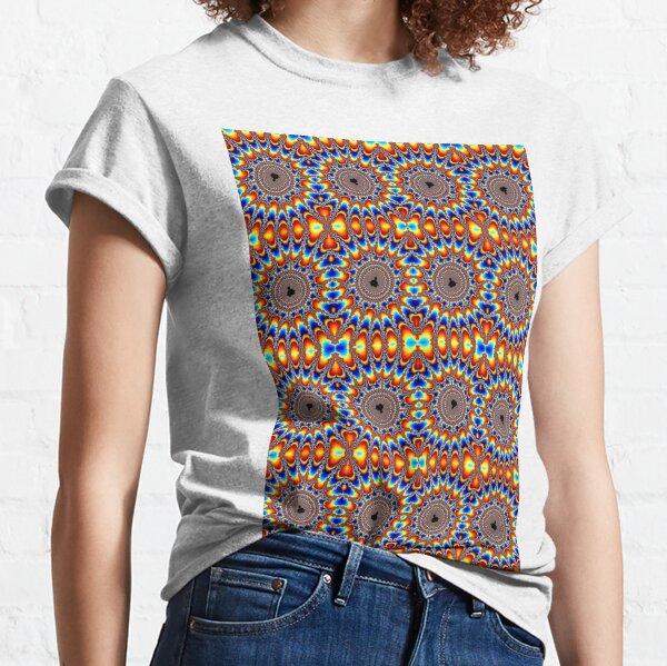 Pattern, Circle Classic T-Shirt