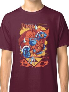 The Legend Of Power Classic T-Shirt