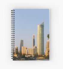 Gold coast Spiral Notebook