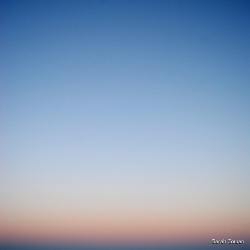 Portugese sky by Sarah Cowan