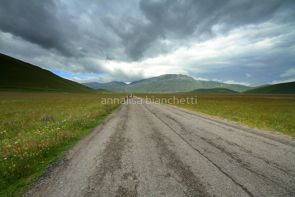 On the road by annalisa bianchetti