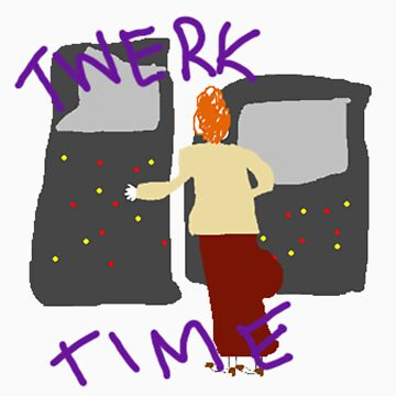 Twerk Time by normangayden