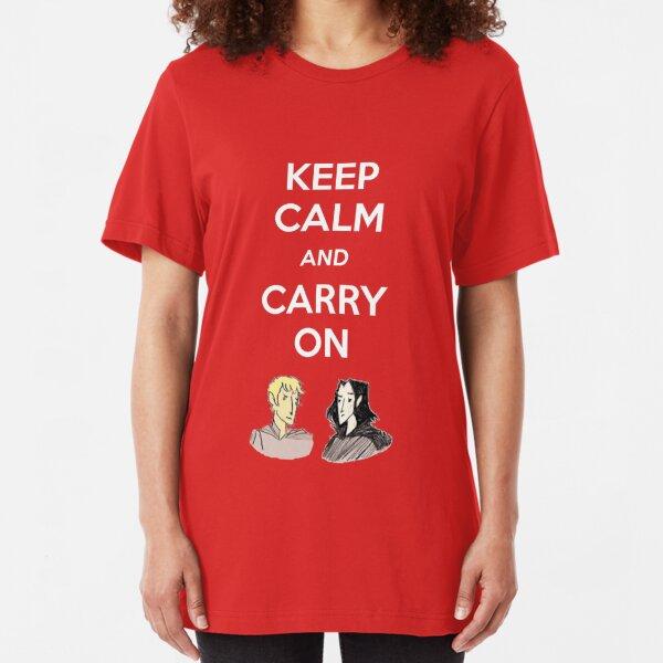 Carry On, Simon Slim Fit T-Shirt