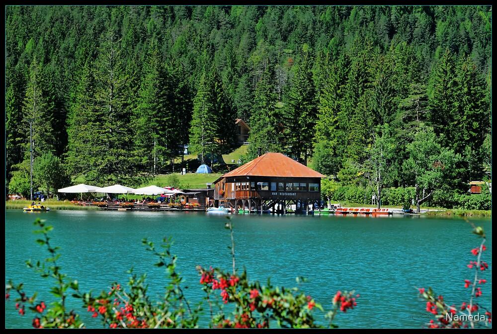 Lago Dobbiaco by Nameda