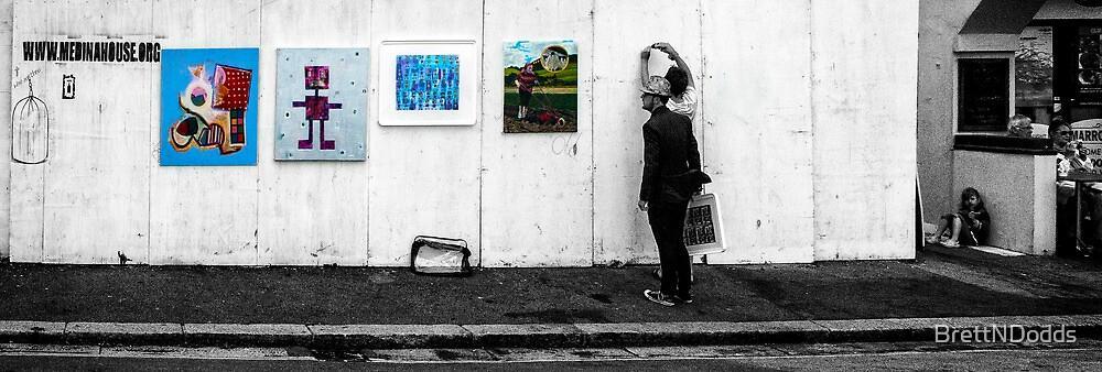 Street art : Brighton by BrettNDodds