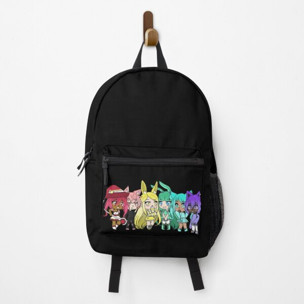 Rainbow Gatcha Animals! Backpack