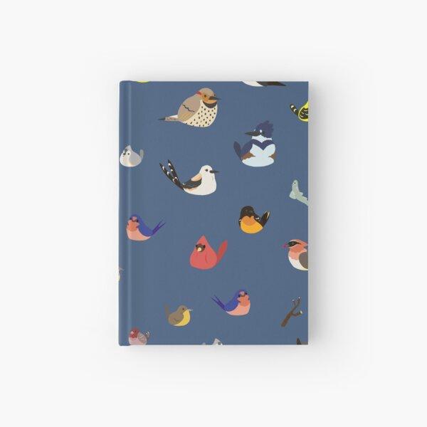 Woodland Birds Hardcover Journal