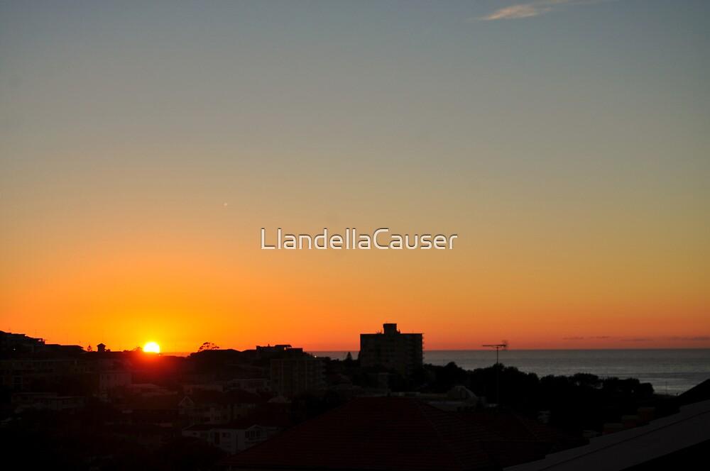 Half Of The Sun by LlandellaCauser