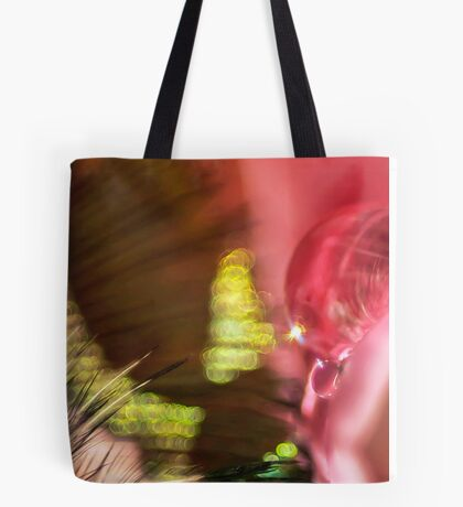 Explosion on the Rose Bush Tote Bag