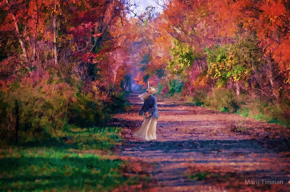 Walking the Path of Color by Mary Timman