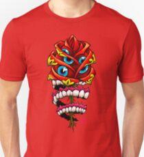 Zombie Rose of Voudoon T-Shirt
