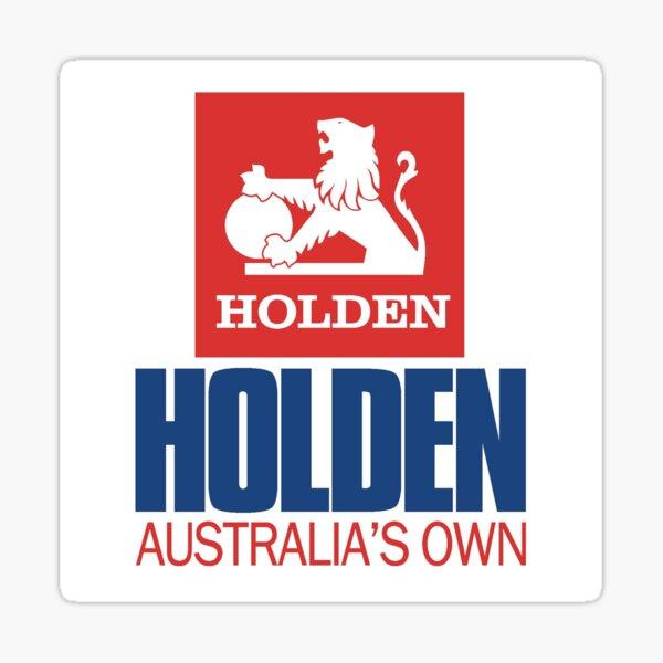 Holden Old logo Sticker