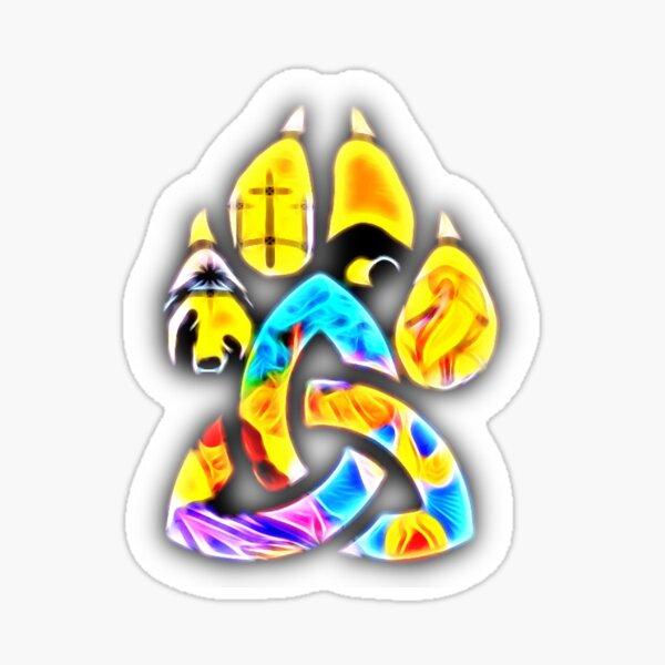 BelieveFUR Sticker