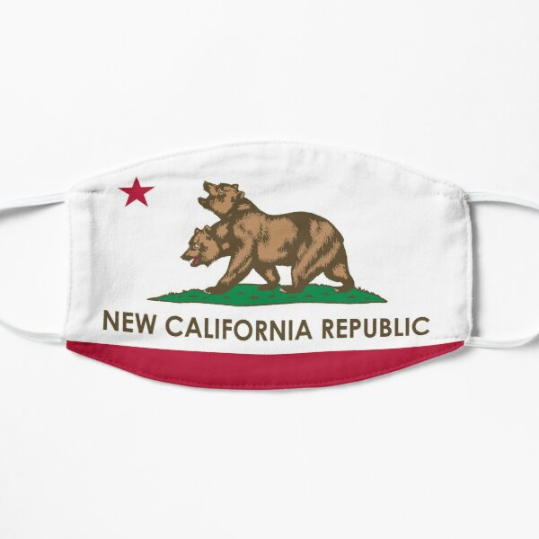New California Republic - Fallout Mask