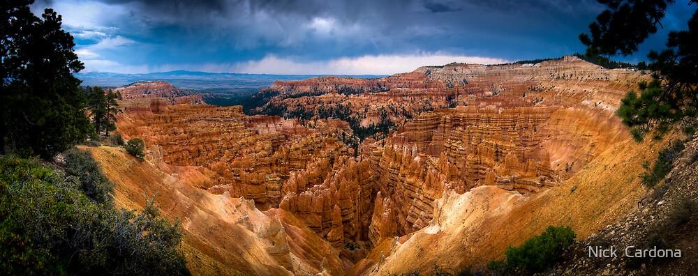Bryce Canyon by Nick  Cardona