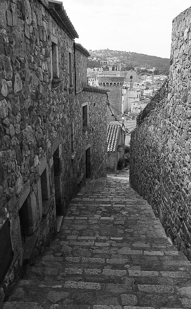 A Walk within the Vila Vella by James2001