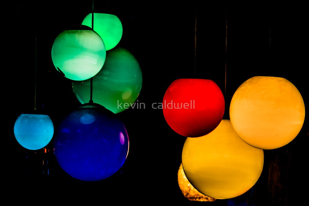 see paradise by the bar room light by kevin  caldwell