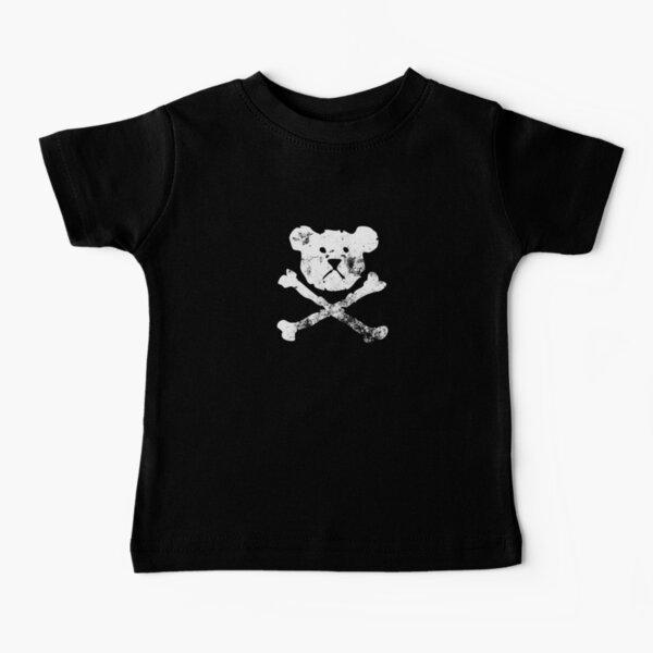 Pirate Teddy Baby T-Shirt