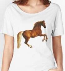 George Stubbs Whistlejacket - 1762 Women's Relaxed Fit T-Shirt
