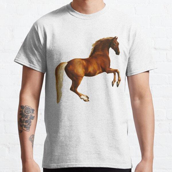 George Stubbs Whistlejacket - 1762 Classic T-Shirt
