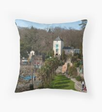 Portmeirion Throw Pillow