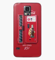 Vintage Coke Machine Case/Skin for Samsung Galaxy