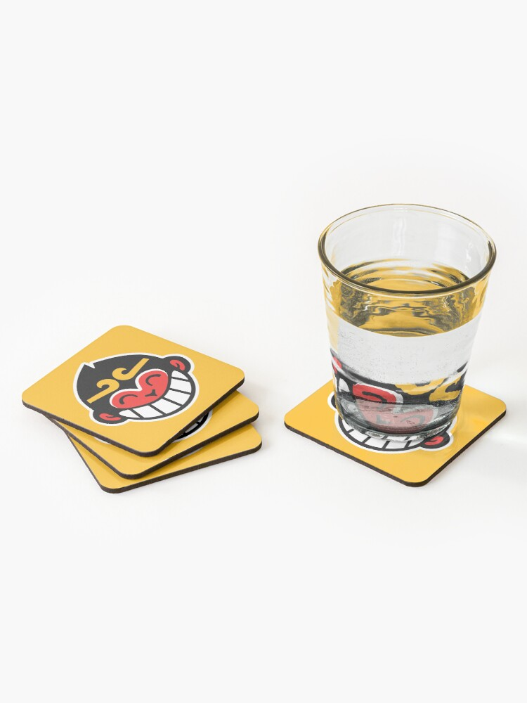 Alternate view of Monkie kid symbol Coasters (Set of 4)