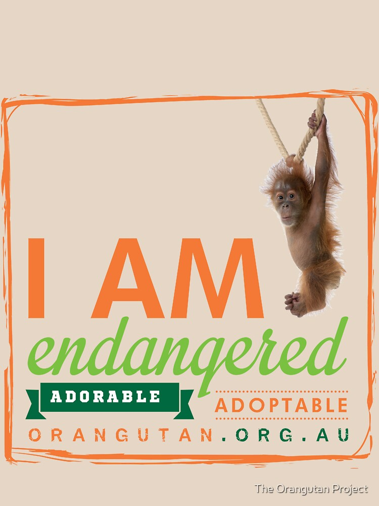 I am Endangered | Unisex T-Shirt
