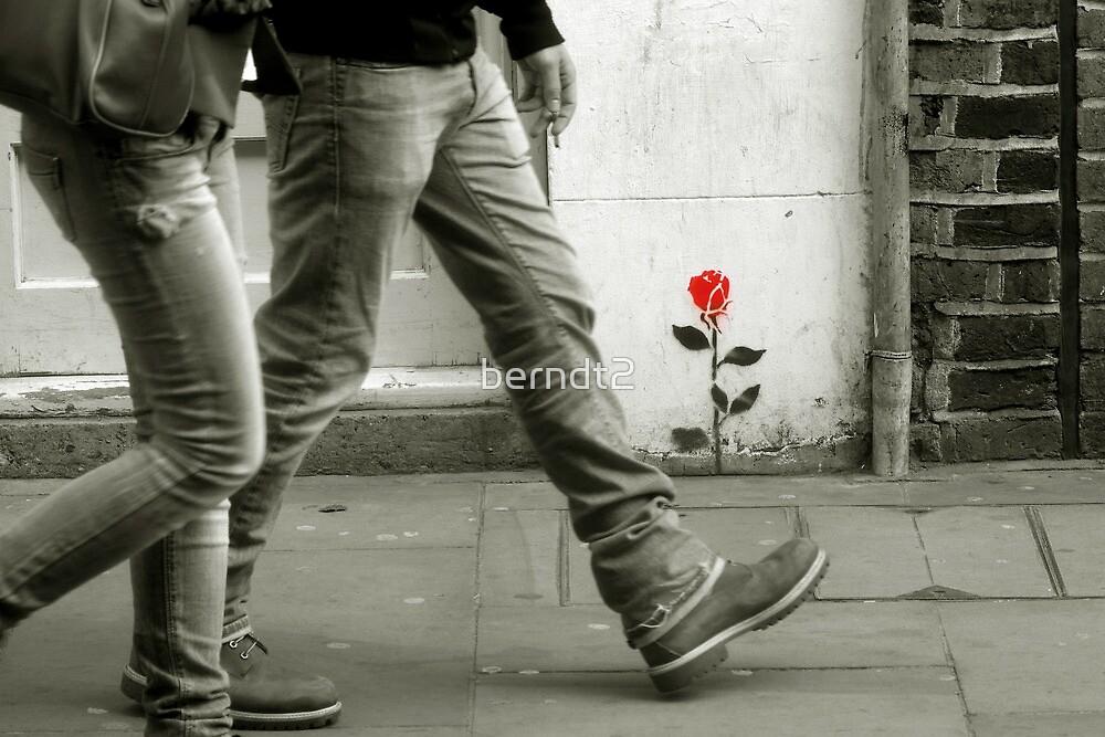 Walk On By by berndt2