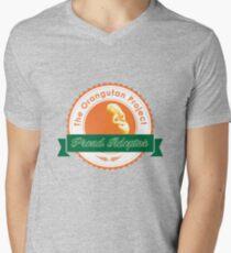 Proud Adopter Men's V-Neck T-Shirt