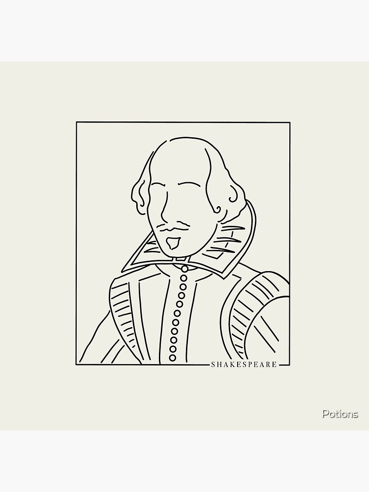 Shakespeare Outline by Potions