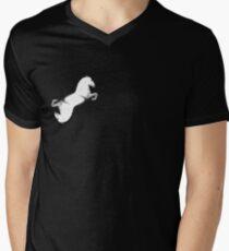 Lipanzaana Stallions Men's V-Neck T-Shirt
