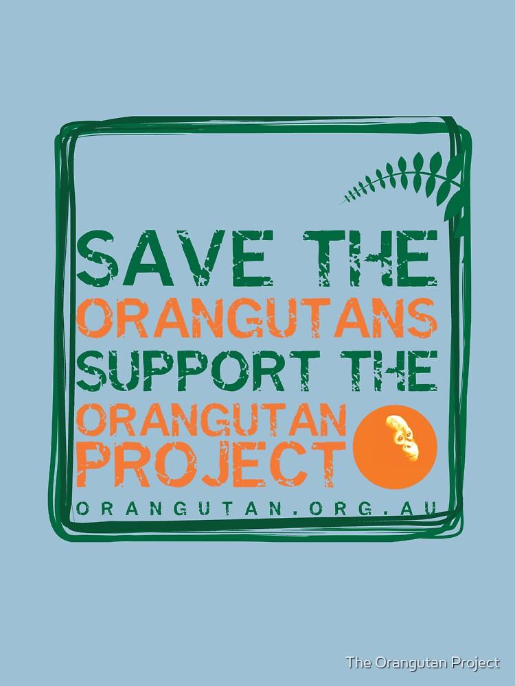 Save the Orangutans | Unisex T-Shirt