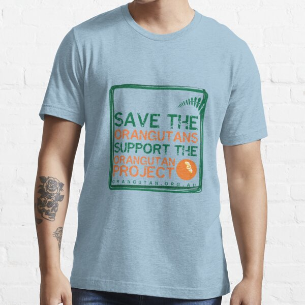 Save the Orangutans Essential T-Shirt