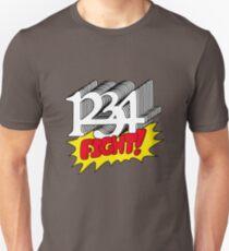 1 2 3 4 Fight! T-Shirt