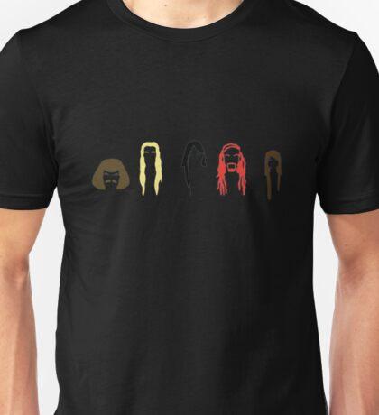 Dethklok - the whole band Unisex T-Shirt