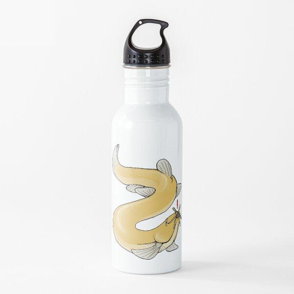 Exclamación Dojo Loach Botella de agua