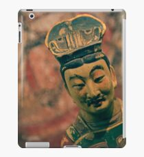 Terra Cotta warrior 1 iPad Case/Skin