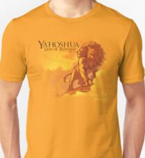 Lion of Yahudah Unisex T-Shirt