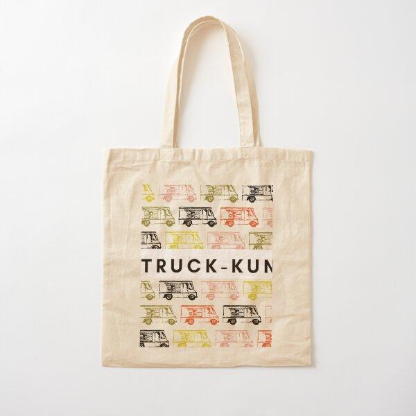 Truck-kun Cotton Tote Bag