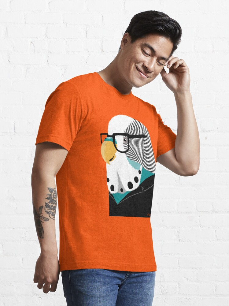 Alternate view of Bird Brain Essential T-Shirt